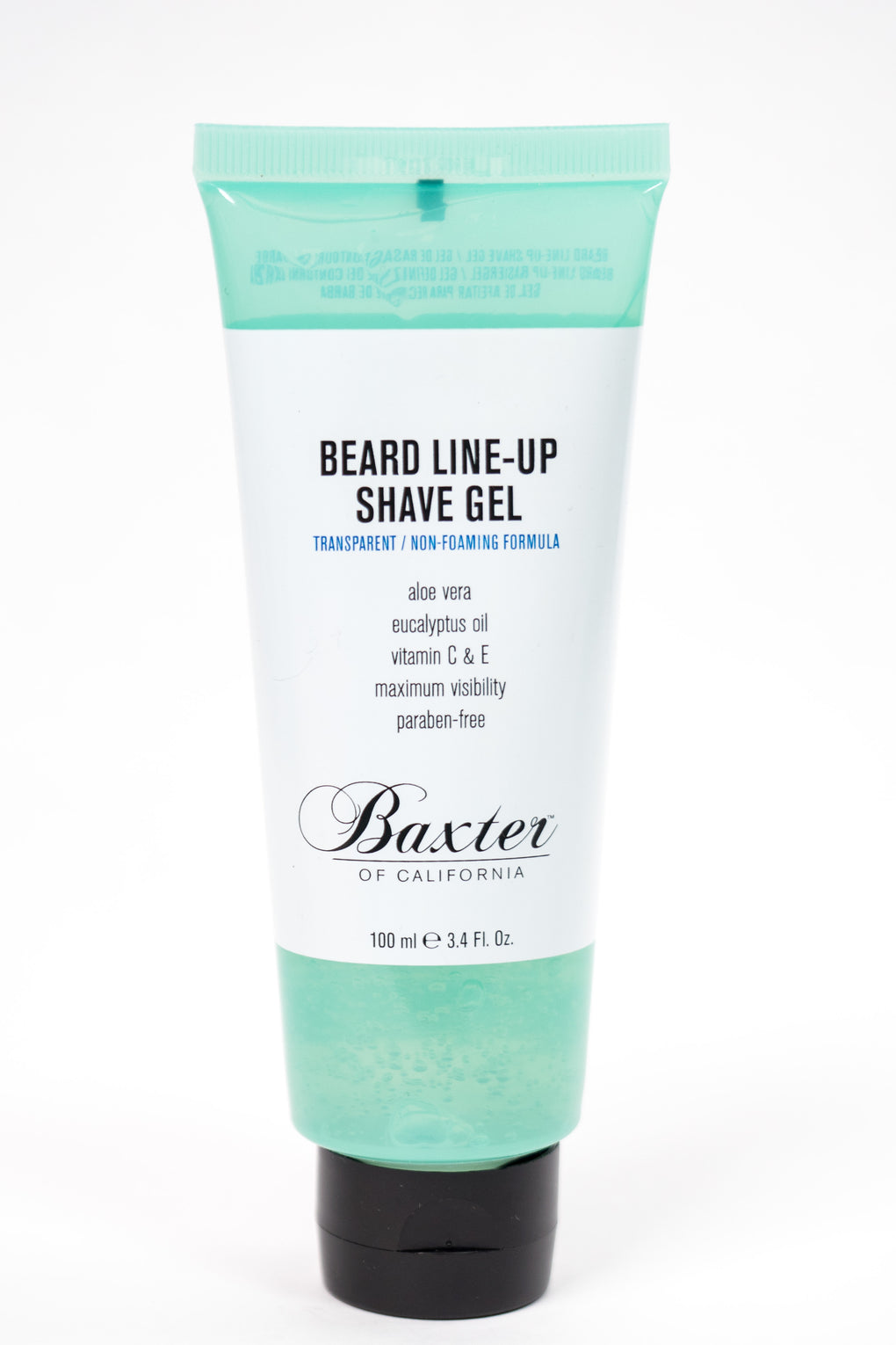 Baxter Beard Line-Up Shave Gel at Consigliere