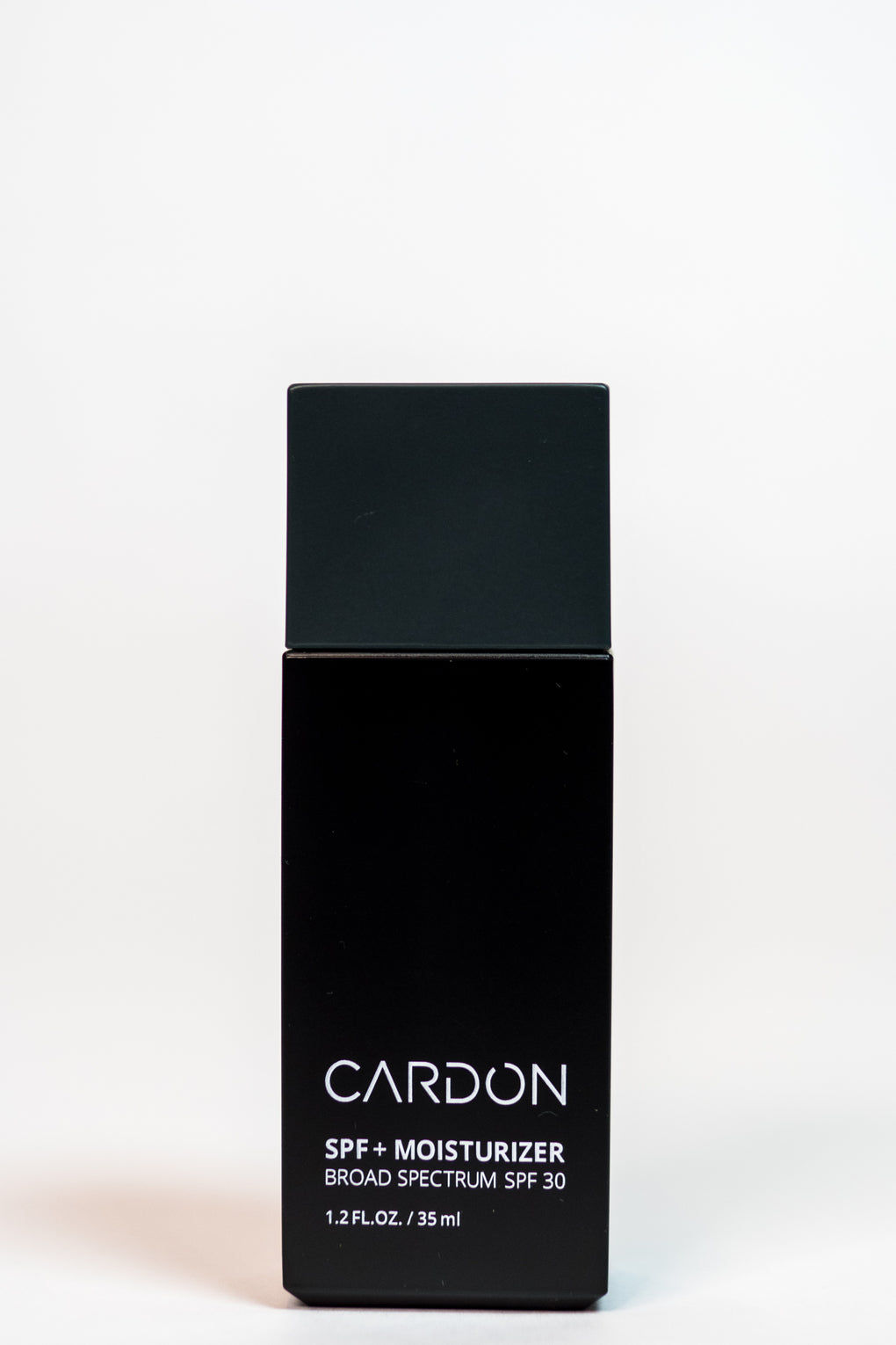 Cardon SPF30 Moisturizer with Sunscreen at Consigliere