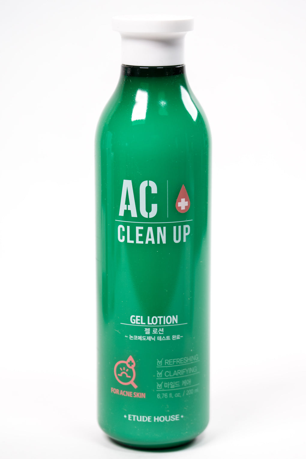 Etude House AC Clean Up Gel Lotion Anti-Acne at Consigliere