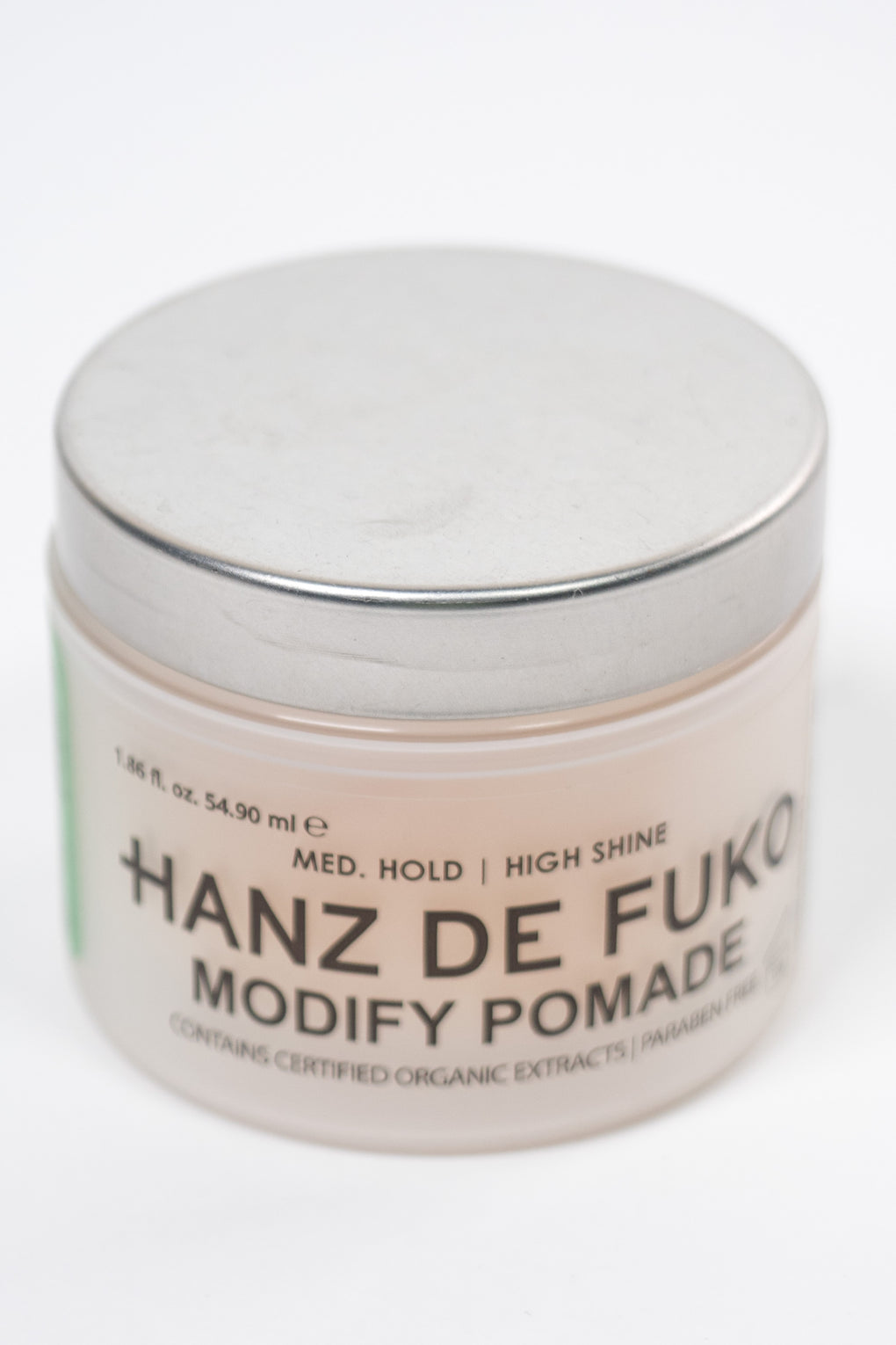 Hanz de Fuko Modify Pomade at Consigliere