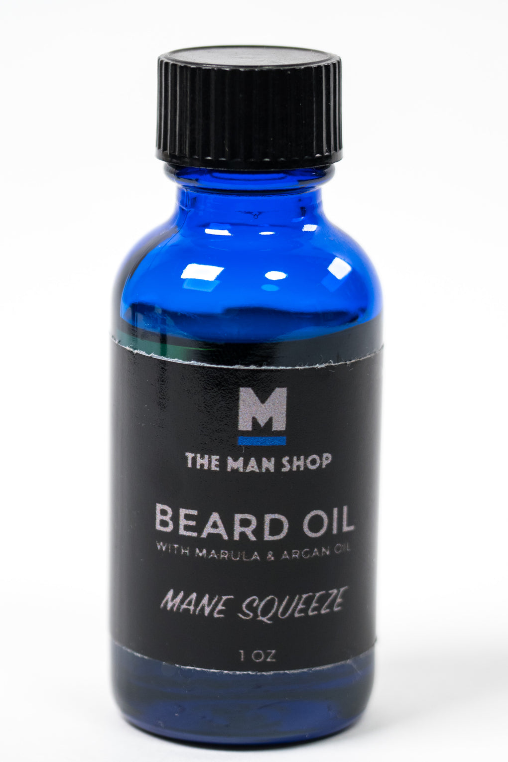The Man Shop Mane Squeeze Beard Oil at Consigliere