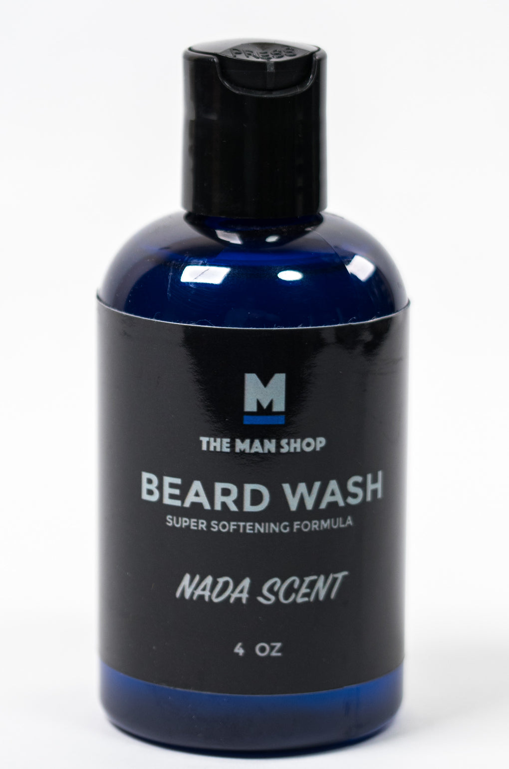 The ManShop Nada Scent Beard Wash at Consigliere