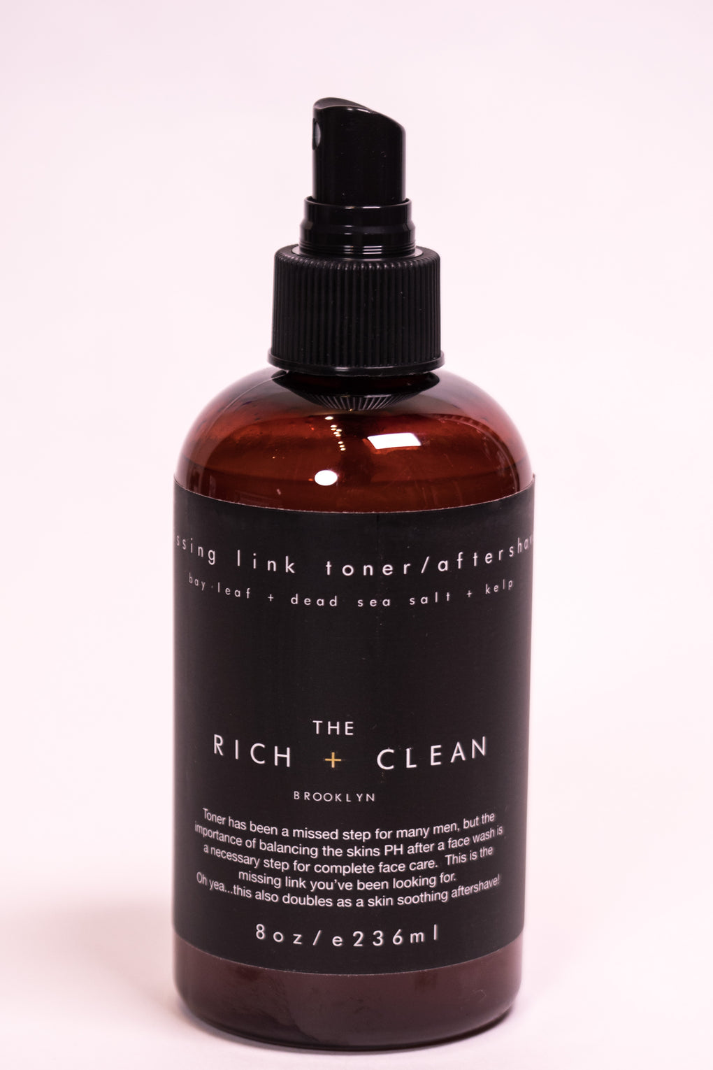 Rich & Clean Toner at Consigliere