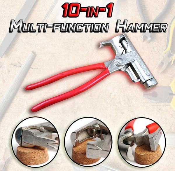 10-in-1 Multi-function Hammer