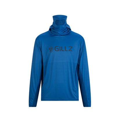 NEW Gillz Pro Striker Snorkel Blue