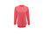 Gillz Women's SeaBreeze Long Sleeve Fishing Shirt - Coral