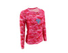 Gillz Women's Pink Wave Performance Shirt