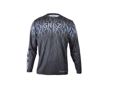 Gillz ExtremeGillz Black Scale