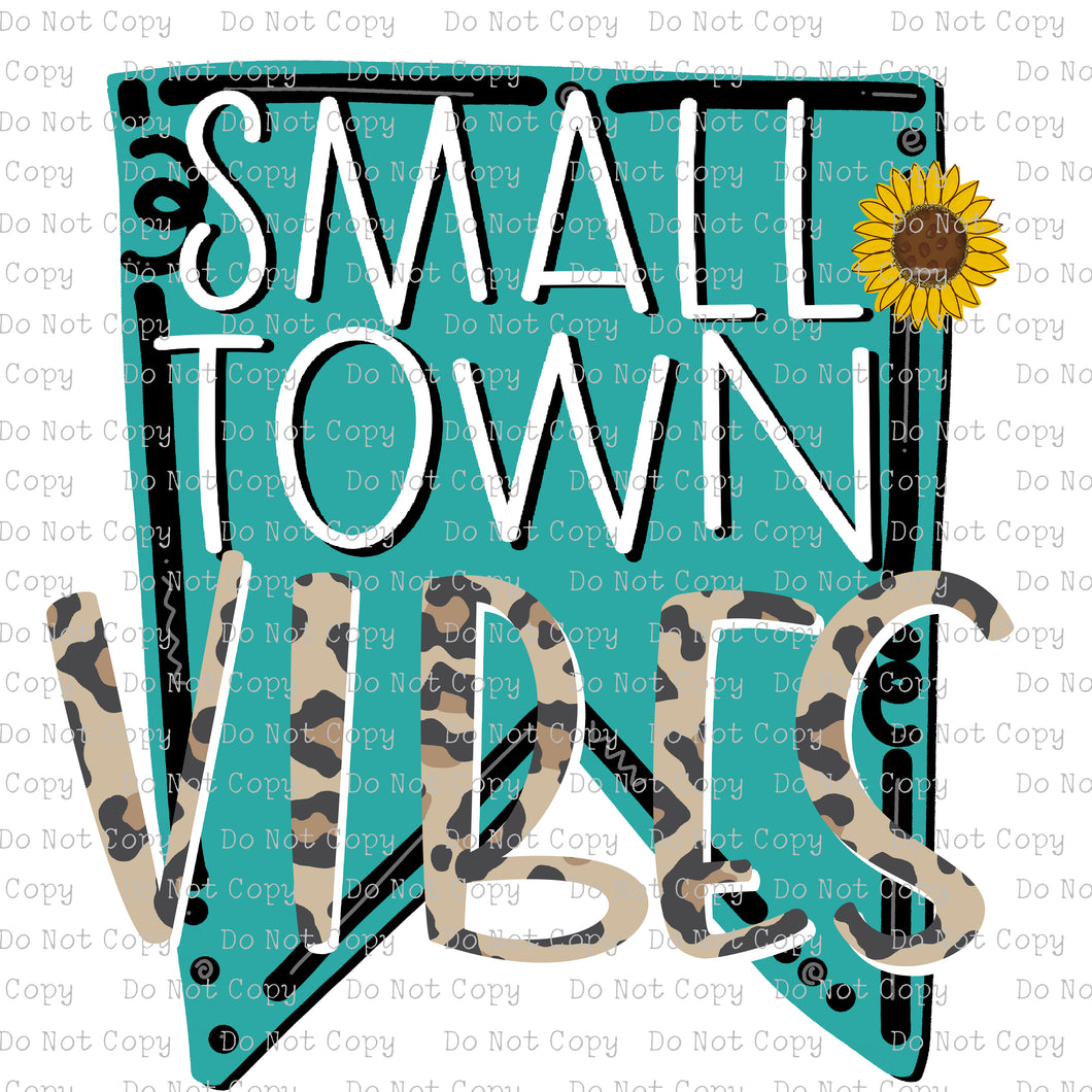 Small Town Vibes #2019 - 632 - HEAT TRANSFER
