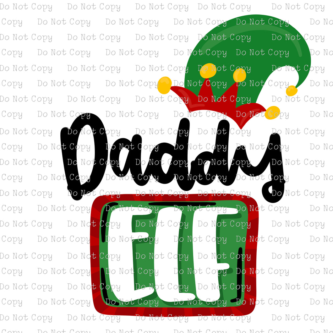 Daddy Elf #2020-26 - HEAT TRANSFER