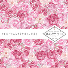 Load image into Gallery viewer, FLORAL ON FLORAL #BTS2- 193 - SHEET VINYL
