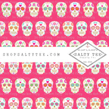 Load image into Gallery viewer, SUGAR SKULLS #BTS2- 30 - SHEET VINYL