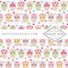 Load image into Gallery viewer, AGAIN! ON REPEAT SUGAR SKULLS #BTS2- 36 - SHEET VINYL