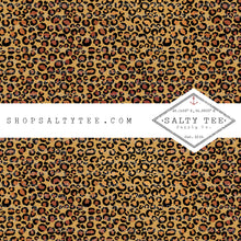 Load image into Gallery viewer, THAT LEOPARD LIFE #BTS2-6 - SHEET VINYL