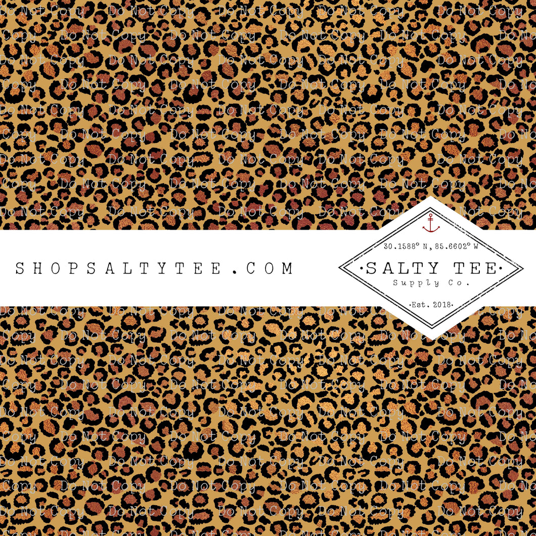 THAT LEOPARD LIFE #BTS2-6 - SHEET VINYL