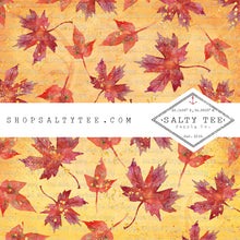 Load image into Gallery viewer, FALL LEAVES PLEASE #BTS2- 70 - SHEET VINYL