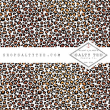 Load image into Gallery viewer, LEOPARD EXPLOSION #BTS2-8 - SHEET VINYL