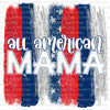 All American Mama #k-105 - HEAT TRANSFER