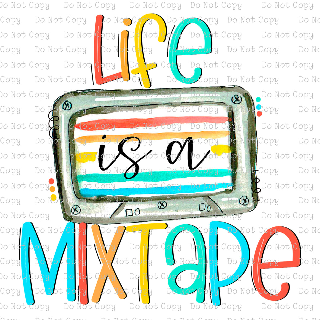 Life is a Mixtape #SB-373 - HEAT TRANSFER