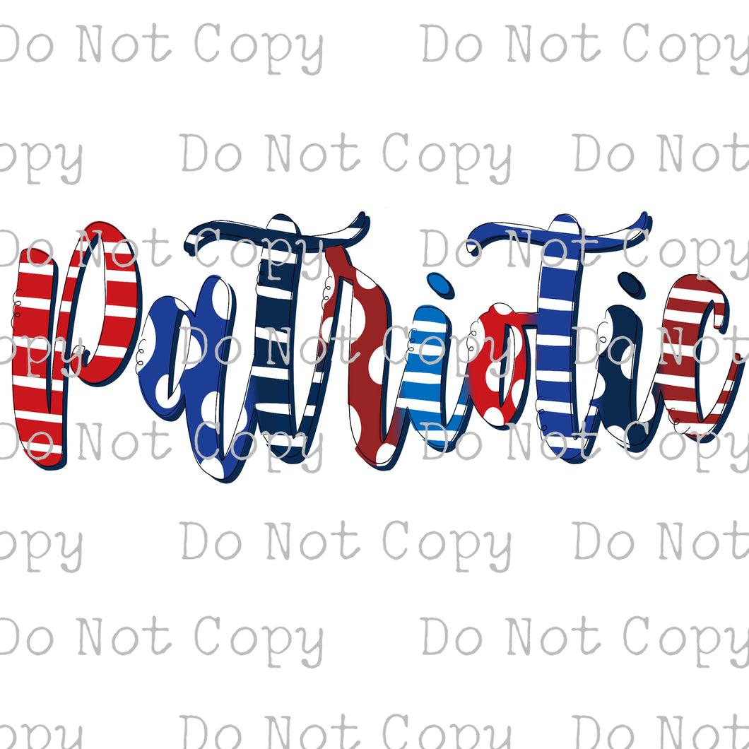 Patriotic #SB- 518 - HEAT TRANSFER
