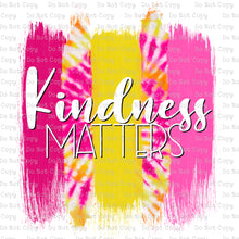 Kindness Matters #SB-791 - HEAT TRANSFER