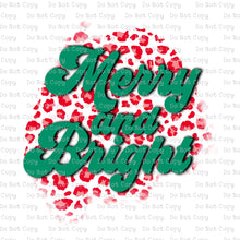 Merry and Bright #SB-944 - HEAT TRANSFER