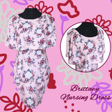 Brittany Nursing Dress