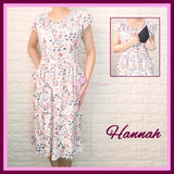 Hannah Nursing Dress