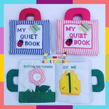 Valiant Toddlers Cloth Books
