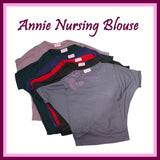 Annie Maternity/Nursing Top