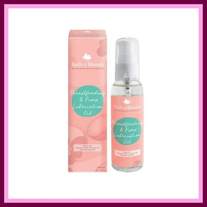 Buds & Blooms - Breastfeeding and Pump Lubrication Oil
