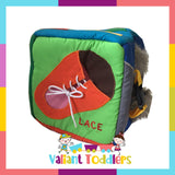 Valiant Toddlers - Soft Plush Toys