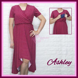 Ashley Nursing Dress