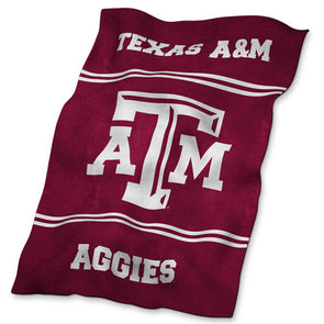 Texas A&M Ultra Soft Blanket