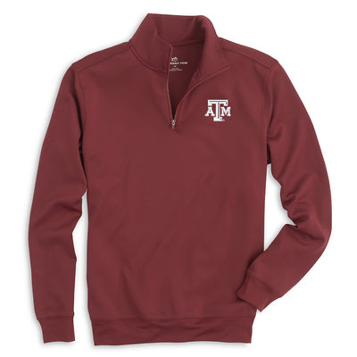 Texas A&M Southern Tide Gameday Performance Quarter Zip