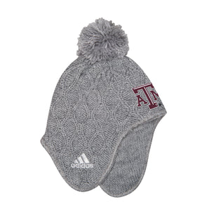 Texas A&M Women's ATM Beanie - Grey