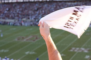 TEXAS A&M 12THMAN TOWEL