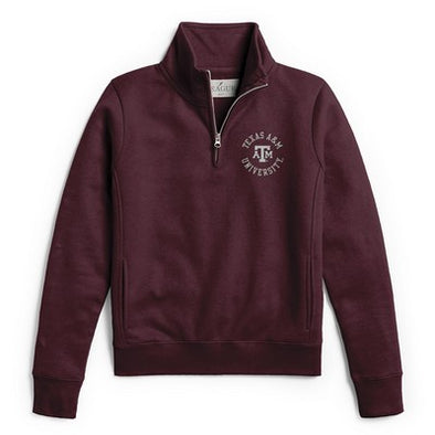 Texas A&M Women's League Academy Quarter Zip