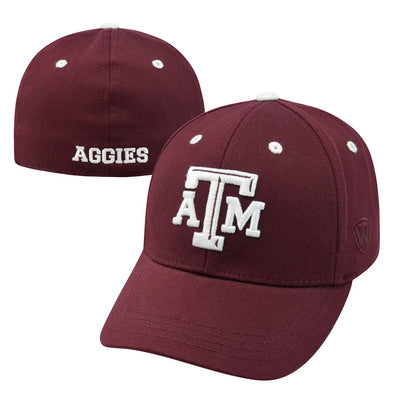 Texas A&M Aggies Top Of The World Rookie Youth One Fit Hat
