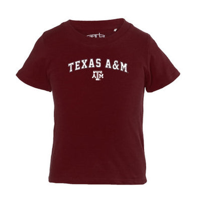 Texas A&M Garb Infant Short Sleeve T Shirt