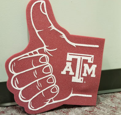 Texas A&M Foam Finger