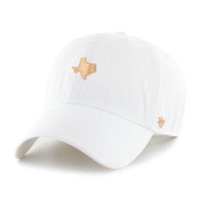 Texas A&M 47 White Clean Up Hat