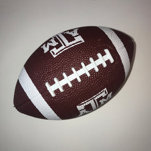 Texas A&M Maroon Mini Football