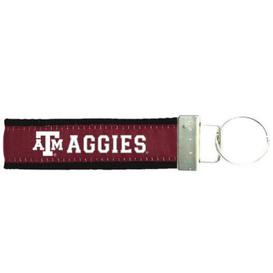 Texas A&M Aggies Woven Key Strap