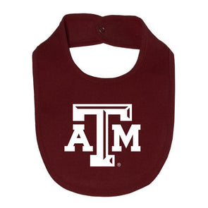Texas A&M Garb Infant Bib