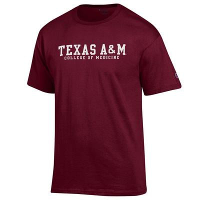 Texas A&M Champion College of Medicine Tee