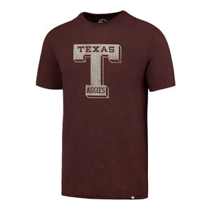 Texas A&M Aggies 47 Scrum T Shirt
