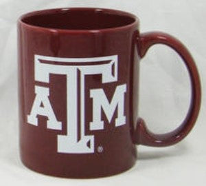 Texas A&M Maroon Coffee Mug