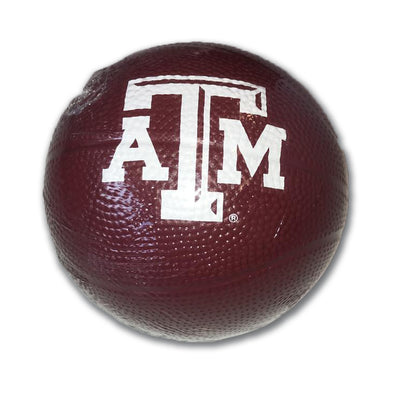 Texas A&M Foam Mini Basketball