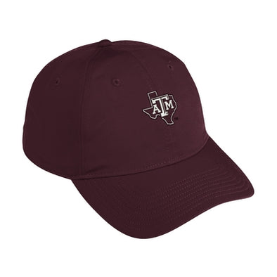 Texas A&M Adidas Men's Maroon Coach Adjustable Slouch